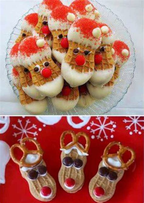 30 easy and adorable diy ideas for christmas treats architecture design