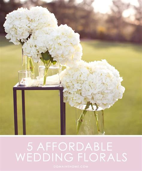 affordable wedding flowers a florist s guide to the best wedding flowers of