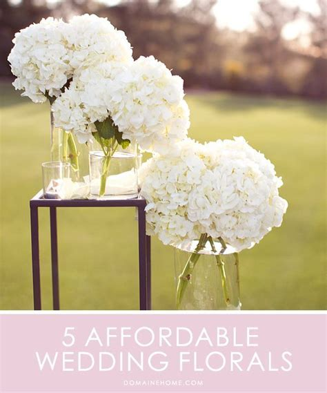 A Celebrity Florist's Guide to the Best Wedding Flowers of
