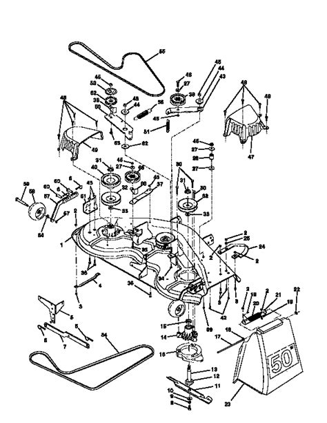 craftsman lt1000 mower deck diagram craftsman lt2000 deck diagram 28 images craftsman