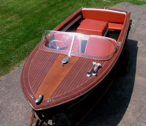 Upholstery Refinishing 1959 18 Chris Craft Continental