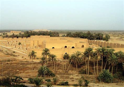 In Babylon partition of babylon