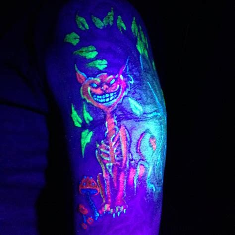 tattoo designs glow in the dark 20 glow in the dark tattoo designs ideas design trends