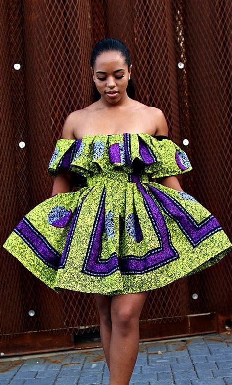 new design dress native dress in nigeria evelyn 2 piece off shoulder top and gather skirt ankara