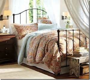 pottery barn wrought iron bed master bedroom mission peanut butter fingers