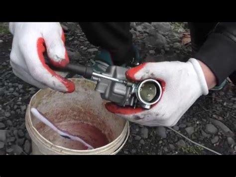motosiklet temiri karburator temizlemek youtube