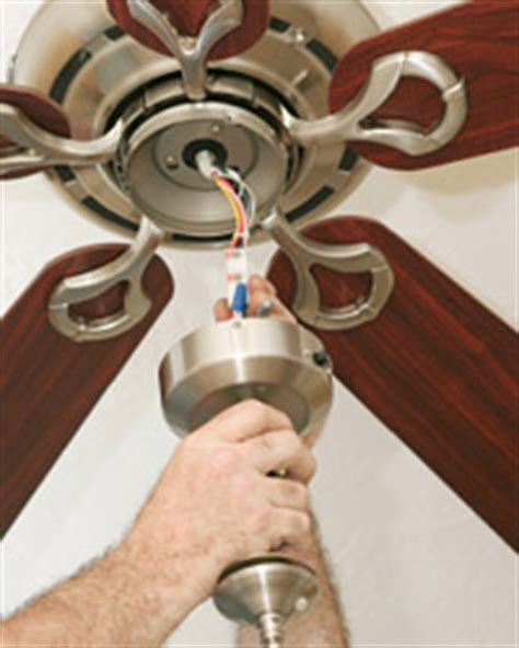 how to fix an unbalanced ceiling fan troubleshooting a ceiling fan howstuffworks