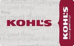 Check Kohl S Gift Card - kohl s gift card giveaway cook with kohl s sweepstakes planet weidknecht