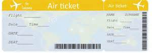 Airline Tickets To Buying An International Airline Ticket
