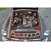 1968 MGC GT Project Engine  1967 MGB