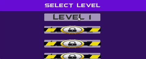 level select tutorial in construct 2 create a level lock unlock system unity 4 6 the game