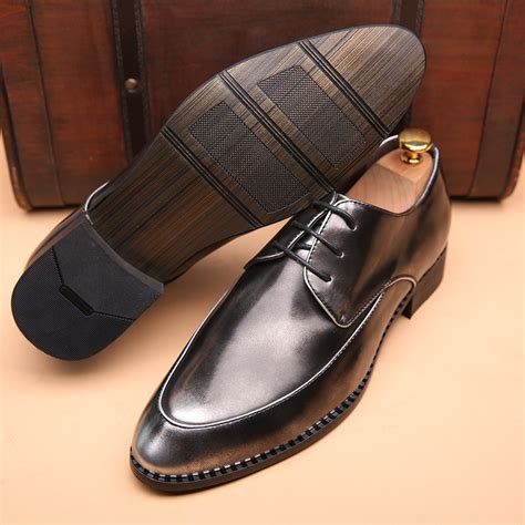 new style 2015 dress shoes autumn winter casual formal