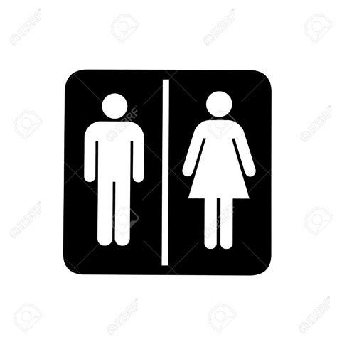 man woman bathroom sign ladies gents toilet signs clip art 60