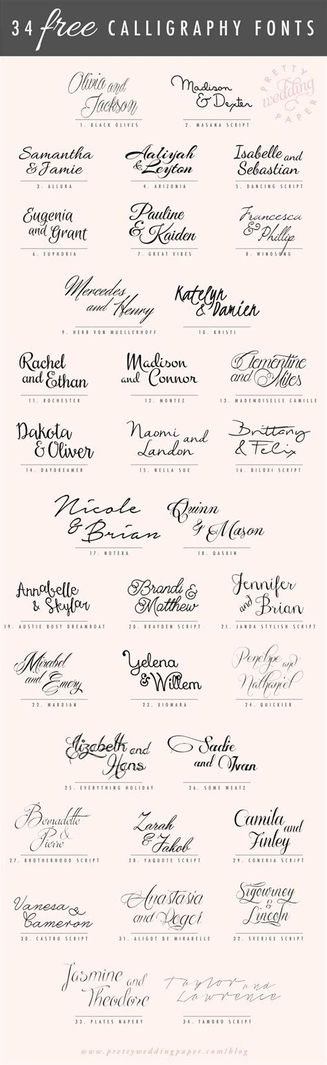 Wedding Handwriting Font by Best 25 Scripts Ideas On Free Script Fonts