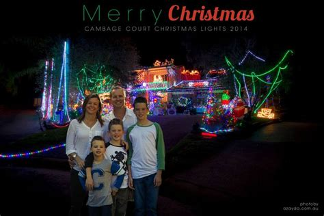 cambage court christmas lights sydney eventfinda
