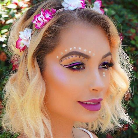 hair and makeup youtube channels check out my brand new coachella makeup tutorial now live