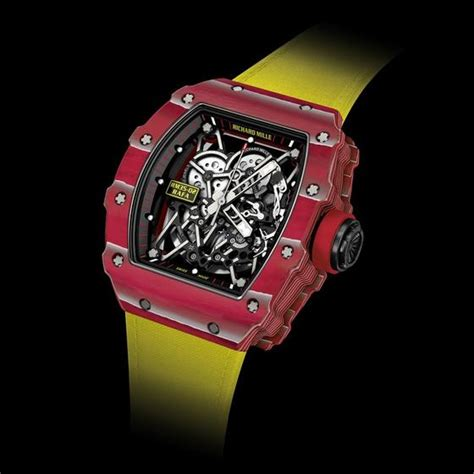 Richard Mille Rm 035 Rafael Nadal Camvas Ultimate Swiss Eta Gren richard mille rm 035 watches review best selling watches replica directory of