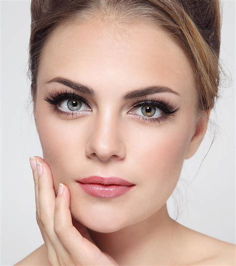 best face shape for models different eyebrow shapes for face shapes www pixshark