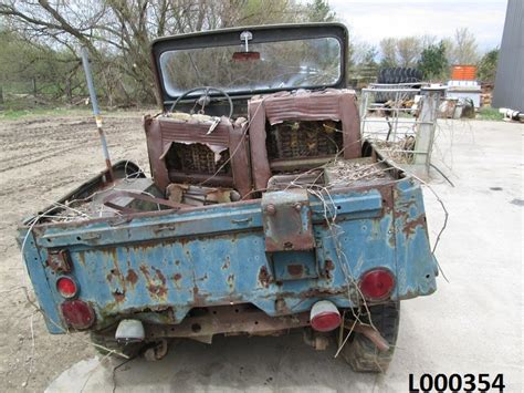 1946 Willys Jeep Parts 1946 Jeep Willys Cj2a For Parts Or Project