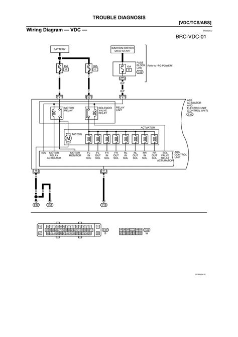 dodge ram rwal abs wiring harness diagram fuel wiring