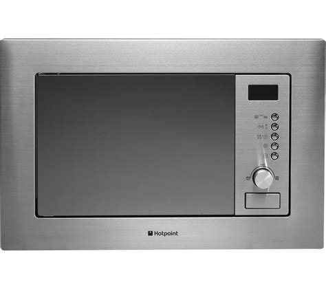 Built In Microwave buy hotpoint mwh 122 1 x built in microwave with grill