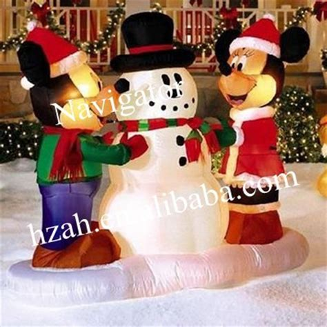 mickeyunlimited electric christmas decorations decoration mickey and minnie mouse