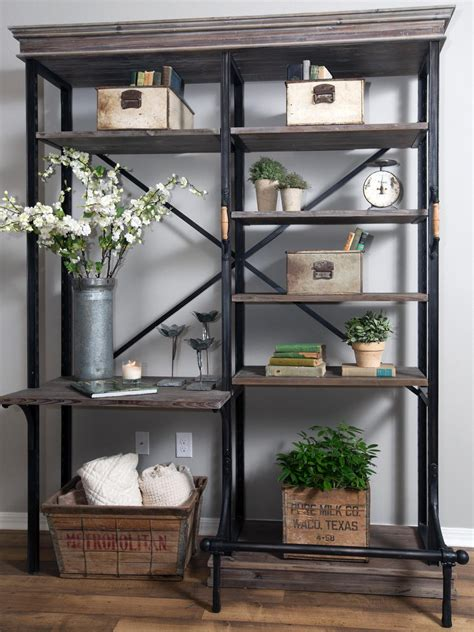Rustic Kitchen Canisters make your bookshelves shelfie worthy with inspiration from
