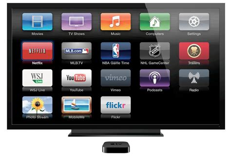 Next gen Apple TV Box Likely to Skip Commercials, Though