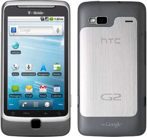 Android Qwerty by Htc G2 Android Qwerty Smartphone T Mobile Silver