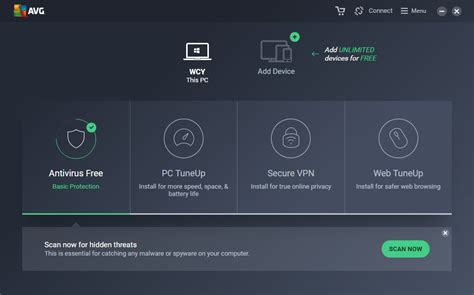 avg free antivirus windows how to uninstall guides