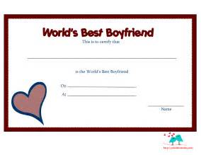 certificate template for pages free printable world s best husband certificates