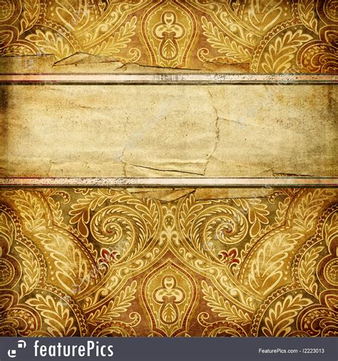 How To Make Decorative Paper - templates vintage decorative paper stock illustration