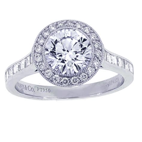 co estate engagement ring jewelry