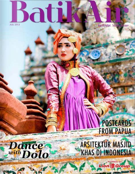 Batik Air Inflight Magazine | pesawat batik air majalah pesawat in flight magazine