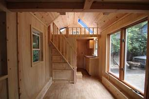 Small House With Loft by Molecule Tiny Homes Tiny House Design