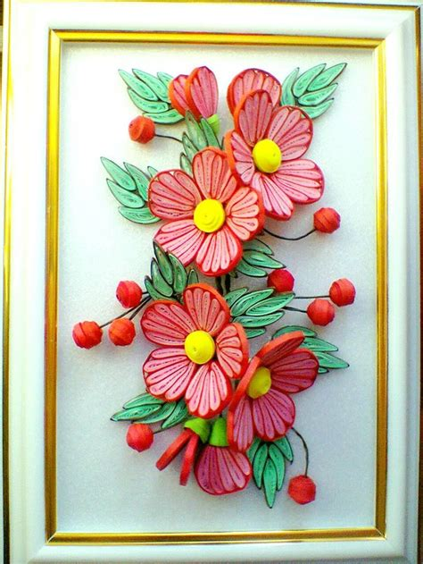 quilling pinterest tutorial flowers квиллинг красные цветы мой квиллинг pinterest