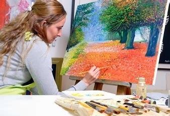 que pintura se usa cosas de 2 aprender a pintar al 243 leo