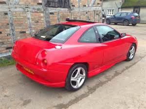 Fiat Turbo For Sale Used 1998 Fiat Coupe Turbo Coupe 20v For Sale In Beds