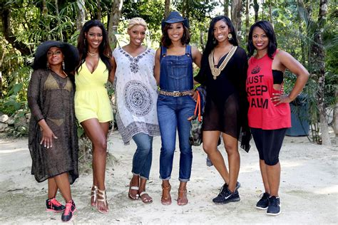 what resprt did the atlanta housewives stay at in puerto rico the real housewives of atlanta mexico trip tested