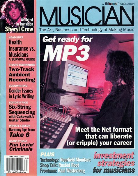 7 Of My Favorite Magazines by 1976 1985 My Favorite Decade Musician Magazine 1976 1999