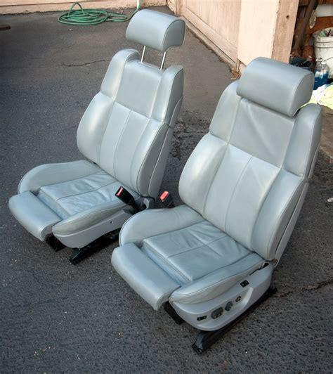 fs e38 contour seats gray fits 540i 528i e39 740i