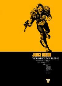 Judge Dredd The Complete Files 02 Graphic Novel Ebooke Book barney news zone
