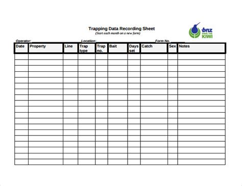 data sheet template 13 data sheet templates free sle exle format