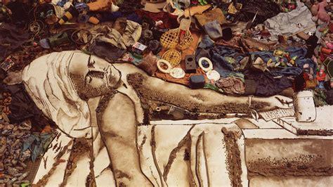 Waste Land by Waste Land Vik Muniz Paints Portraits Of Garbage Pickers