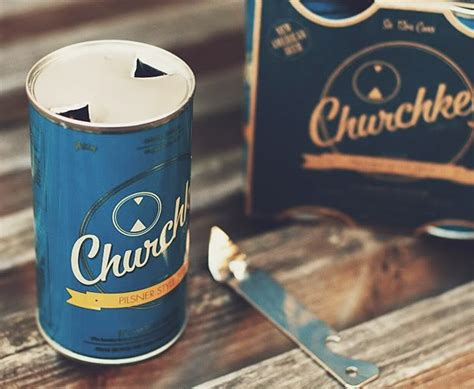 retro churchkey cans    school beer