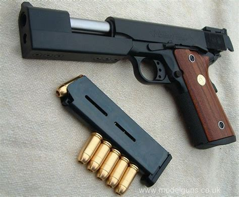 colt iar heat sink colt m1911 45 automatic with government stabilizer http