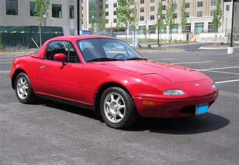mazda mx5 miata for sale no reserve 1995 mazda mx 5 miata bring a trailer