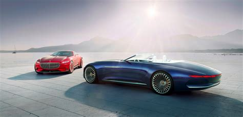 750 Meters To Feet by Mercedes Maybach Just Revealed A New Luxury Electric