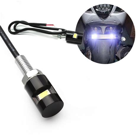 lu plat motor led smd 5630 1pcs black