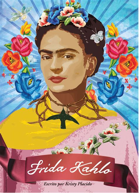 frida kahlo biography in spanish frida kahlo level 1 novice low spanish novel spanish